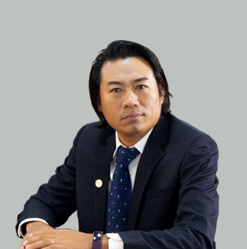 Ông Đinh Quang Hà