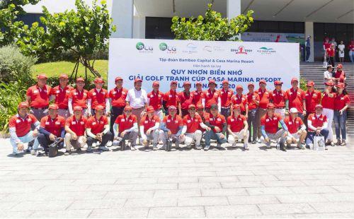 Giải Golf tranh cúp Casa Marina Resort